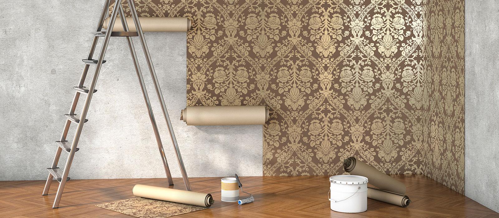 sie ben tigen einen tapetenwechsel. Black Bedroom Furniture Sets. Home Design Ideas